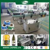 Constructeur automatique de machine à étiquettes de bouteille ronde de collant de la Chine