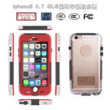 中国iPhoneのための卸し売りClsの防水パソコンの可動装置か携帯電話の衝撃の生命証拠カバーケース6 6plus (RPCLS6G)