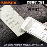 Contrassegno passivo della lunga autonomia RFID di frequenza ultraelevata per vestiti