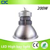 alta luz de la bahía de la lámpara de mina de la iluminación del punto del lumen 200W alta