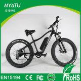Ciao bici grassa della neve della sporcizia E di potere con il motore di 500W Bafang
