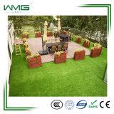 Relvado artificial da grama do jardim popular quente da venda