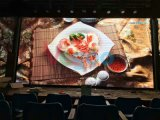 visualizzazione di LED dell'interno locativa di colore completo dello schermo HD di 4.8mm LED