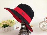 Chapéu colorido sentido lãs do cavalheiro com o tampão de Customed do logotipo