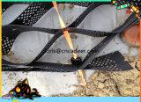 Het Cellulaire Systeem met hoge weerstand van de Beperking van Geocells, de Plastic Oprijlaan van het Grint van het Net