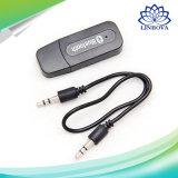 USB Mini Receptor de audio inalámbrico Bluetooth para teléfono móvil