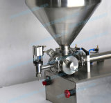 Полуавтоматная одиночная машина завалки бутылки сопла для сливк/мази/затира (FLC-150S)