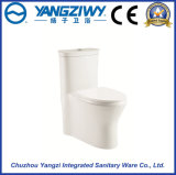 Toletta di ceramica della stanza da bagno del getto di Siphonic