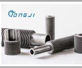 Soldadura de alta frecuencia sólido tubo de la calefacción Fin