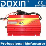 Portátil de Fast Cahrger inteligente de 60 a 12V cargador de batería del vehículo eléctrico de batería de plomo ácido