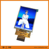 Pantalla vendedora caliente de 2.8inch 240X320 LCD aplicada en varios proyectos modificados para requisitos particulares