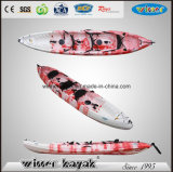 4.5m Sit plástico em cima do trio famaily Use Kayak