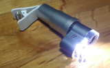 с объективом микроскопа объектива фотоаппарата 200X ультрафиолетового света супер