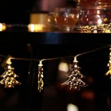 결혼식, 크리스마스, 당, 홈, 정원, 침실 훈장 사슬 실내 점화에 대하 이상 빛