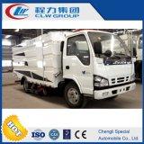 Camion del pulitore della polvere dell'automobile di vuoto di Isuzu 4X2 6 Cbm