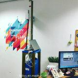 Nova impressora de jato de tinta direta para parede. Impressora 3D Vertical com tinta à base de água