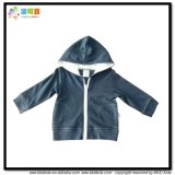 새로운 디자인 아기 착용 평야 색깔 아기 재킷
