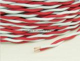 Кабельная проводка проводника меди изоляции PVC