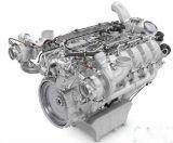 De gloednieuwe Dieselmotor van Doosan P158/P222