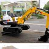 Trilha de borracha (Y280X106Kx35) para o uso da maquinaria de construção de Yanmar