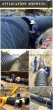 Труба замотки стены HDPE полая для сбывания сделанного в Китае