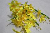 고품질 도매를 위한 장식적인 인공적인 난초 꽃