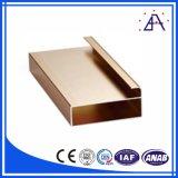 Profil d'ameublement en extrudeuse en aluminium Frameless