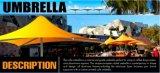 ألومنيوم أثاث لازم خارجيّة كبير حجم مظلة حديقة مظلة