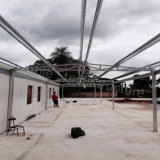 Camera modulare prefabbricata dell'acciaio per costruzioni edili
