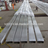 Tubos AISI321 del cuadrado del acero inoxidable
