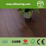 Note sciée par plancher en bambou conçue Moca de Strandwoven HDF