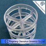 Anel plástico de Tellerette da embalagem da torre (PVC, CPVC, PP, PE)
