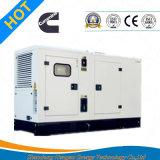 250kw a basso rumore Genset diesel elettrico con il serbatoio di combustibile 12hours