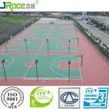 Материал заволакивания для напольной баскетбольной площадки