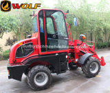 Hot Sale Wolf Wl100 1t Loader en Europe