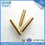 CNCの機械化による真鍮のナーリングの付属品(LM-0603T)