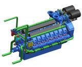 Googol Power Diesel Generator 2250kVA voor Elektrische centrale Electricity