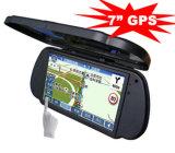 Rétroviseur GPS de 7 pouces haute définition (BTG mains libres Bluetooth1170)
