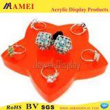 宝石類の表示、アクリルの表示、アクリルの星形の表示(AM-C055)