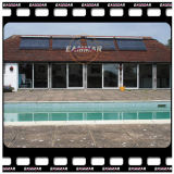 Systèmes de chauffage solaires de piscine (EM-E01)