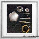 Hohe Präzisions-Aluminiumlegierung zerteilt das CNC-Metall, das Teil darstellt