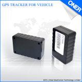 Rastreador de carro de trabalho estável de GPS com slots de cartões SIM duplos