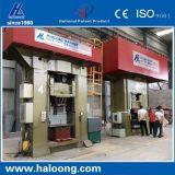 Pressão mecânica de parafuso de tijolos à prova de fogo na indústria refractária