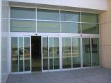 Portelli scorrevoli di vetro di tensione larga per il centro commerciale