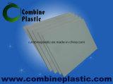 Matériaux de signes excellents PVC mousse panneau / feuille avec une meilleure flexibilité