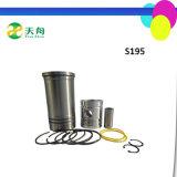 Forro agricultural do cilindro da máquina S195 da boa qualidade do fornecedor de China