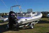 6.8 メーターリブ膨張式ボート /6.8 M ボートの入札