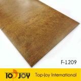 F-1209 hermosos suelos de PVC de esponja para el hogar
