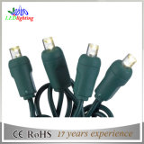 Indicatori luminosi impermeabili multifunzionali esterni della stringa del collegare 5m LED del PVC