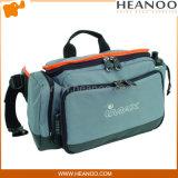 La spalla impermeabile portatile del messaggero di pesca dell'elemento portante lavora il sacchetto dell'attrezzo di memoria